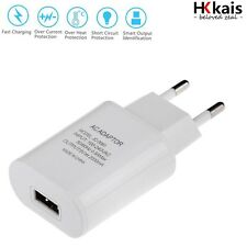 Universal 5V2A USB Fast Charger Adapter Portable EU US Plug for IPhone & Samsung
