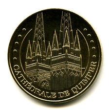 29 QUIMPER Cathédrale Saint-Corentin 2, 2010, Monnaie de Paris