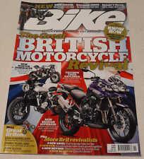 BIKE Feb 2014: British bike revival, Triumph, BMW S1000R, Suzuki V-Strom 1000