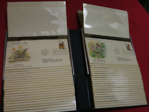 OFFICIAL BIRDS AND FLOWERS OF OUR FIFTY STATES / FIRST DAY COVER COLLECTION