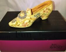 Afternoon Tea 25016 Just the Right Shoe Classic Willitts Galleries Coa 1999