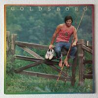 """BOBBY GOLDSBORO ~ """"GOLDSBORO"""" ~ 1977 UK 10-TRACK """"DEMO"""" VINYL LP RECORD"""