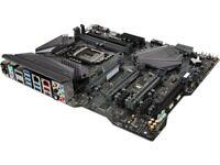 ASUS ROG Maximus X Apex LGA 1151 (300 Series) Extended ATX Intel Motherboard