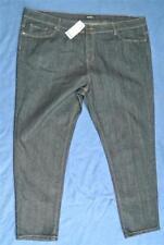 Denim Straight Leg Classic Rise Plus Size Jeans for Women