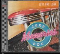 JUST ONE LOOK JUKEBOX MEMORIES TIME LIFE 2 CD SET NEW/SEALED (TIMELIFE)