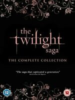 The Twilight Saga: The Complete Collection [DVD][Region 2]