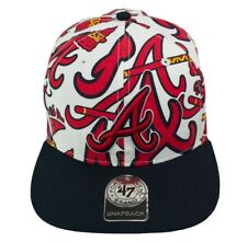 47 Brand Ajustable Capitán Atlanta Braves