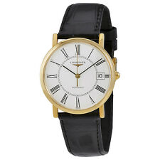 Longines Presence White Dial Automatic Ladies Watch L47786110