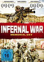 DVD - Infernal War - Memorial Day - Nuevo/Emb.orig