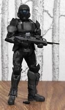 RARE Halo 3 Series 2 Spartan Soldier [ODST] | Mcfarlane Toys Action Figure