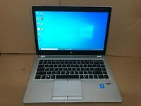 HP Elitebook Folio 9480M intel core i7-4600U, 16GB Ram, 256GB SSD, WIN 10 Pro,