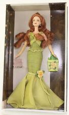 Mattel - Barbie Doll - 2004 Birthday Wishes Barbie (Green Dress) *NM Box*