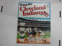 1971 Cleveland Indians Today's Team Stamps Book McDowell Pinson++ 010917jhe