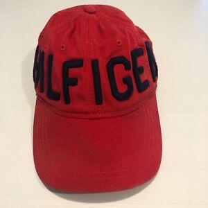 Tommy Hilfiger Red  Hat Snap Back Cap
