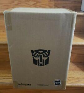 Hasbro Robosen Transformers Auto-Converting Optimus Prime IN HAND! SHIPS TODAY!
