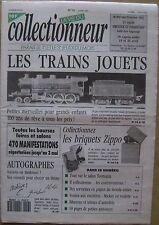 La Vie du collectionneur   N°13   2 avr 1992: Les trains jouets - Zippo