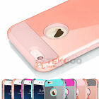 PC Shockproof Hybrid Rubber Hard Cover Case For iPhone 6 6s 4.5