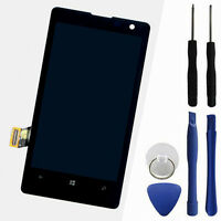 Black LCD Display Touch Screen Digitizer Assembly For Nokia Lumia 1020 +Tools