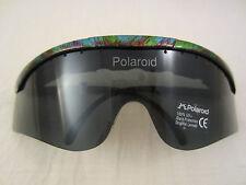 Polaroid 3451 A Sonnenbrille Ski Sport Bike Brille Visier Screen Vintage 80'er