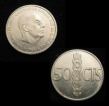 *GUTSE* FRANCO-419, 50 CÉNTIMOS 1966*19-73, S/C-