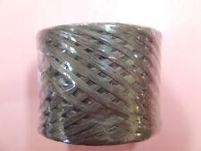BROWN Paper Craft Ribbon Wrapping  RAFFIA WRAPHIA 100 YD Roll  Heavy Duty Art