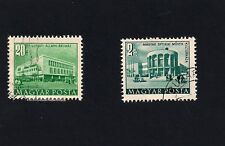Hungary Stamp 1953 Buildings (C)