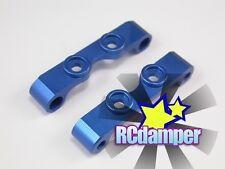 GPM ALUMINUM FRONT & REAR UPPER ARM MOUNT B TAMIYA TT01 TT-01 TT01D TT01E