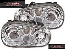 VW Golf 4 IV Scheinwerfer Xenon Look Linse Design R32 GTI V6 V5 GT Lampen vorne