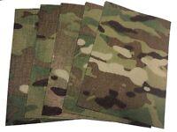 5 Milspec Authentic Multicam OCP 1000 Denier Cordura Clothing military patches