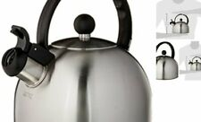 Copco 2503-7797 Tucker Brushed Stainless Steel Tea Kettle, 1.5-Quart