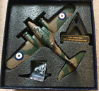 Avro Anson Mk.I 1/72 Diecast Model By Oxford - Superb Condition, With Stand