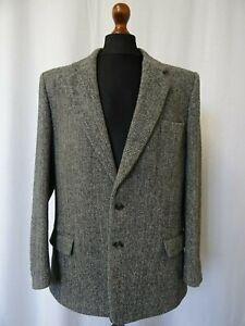Men's Harris Tweed Jacket Blazer 42 Regular