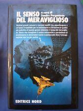 FANTASCIENZA-A CURA DI S. PERGAMENO-IL SENSO DEL MERAVIGLIOSO-EDITRICE NORD 1989