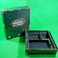 BOX ONLY World of Warcraft Cataclysm Collector's Edition NO Game/Extras