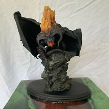Sideshow Weta - Lord of the Rings - Balrog, Flame of Udun - Statue