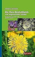 SCHMEIL-FITSCHEN Die Flora Deutschlands und angrenzender Länder (2016, Gebundene