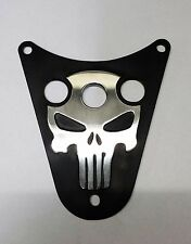 Punisher  Dash Plaque Cover - KAWASAKI  VN1500  VULCAN CLASSIC DRIFTER NOMAD