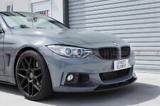 M Performance Style Carbon Front Lip For MY14-18 F32 F33 F36 4-Series (CF)