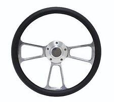 "New World Motoring Kubota, Tomberlin Golf Cart 14"" Black Steering Wheel Inclu..."