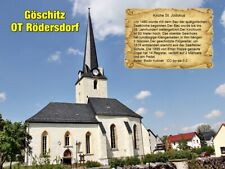 Göschitz OT Rödersdorf Kirche St.Jodokus Thüringen 211