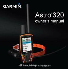 Garmin Astro 320 -220 DC 40 traduzione istruzioni