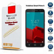 para VODAFONE SMART PRIME 6 VIDRIO TEMPLADO Teléfono Móvil Protector de pantalla