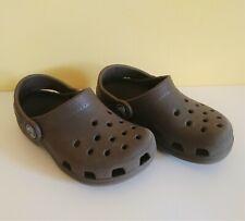Toddler Boys Crocs Size C 8 9