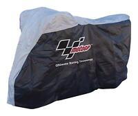 MotoGP Motorcycle Bike Waterproof Rain Cover Potective X-Large Upto 1200 CC