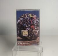 ANTHRAX Stomp 442 CASSETTE TAPE Nuclear Blast  Sealed And New Collectors Rare