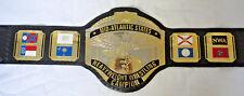 Nwa Mid Atlantic Heavyweight Championship belt, adult size