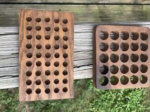Wooden Reloading Blocks