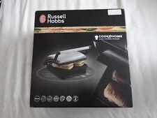 Russell Hobbs Cook@Home 3 in 1 Paninimaker Tischgrill Sandwichmaker NEU OVP