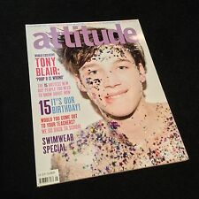 Attitude Magazine - Philip Olivier - May 2009 - Gay Interest