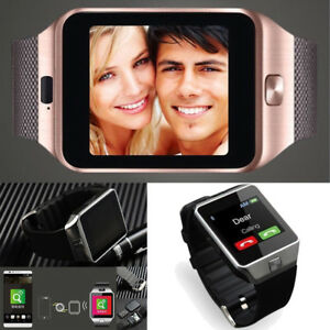 Smart Watch Bluetooth Smartwatch Phone for Android Samsung LG Festive Gifts